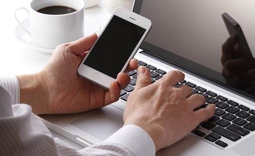 người dân có thể xem quy hoach trên smartphone